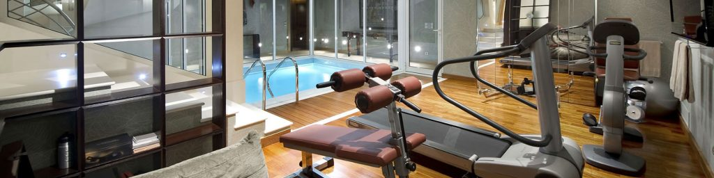 home and private gym services